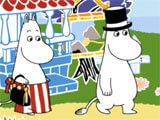 MOOMIN Welcome to Moominvalley preparing for a visit