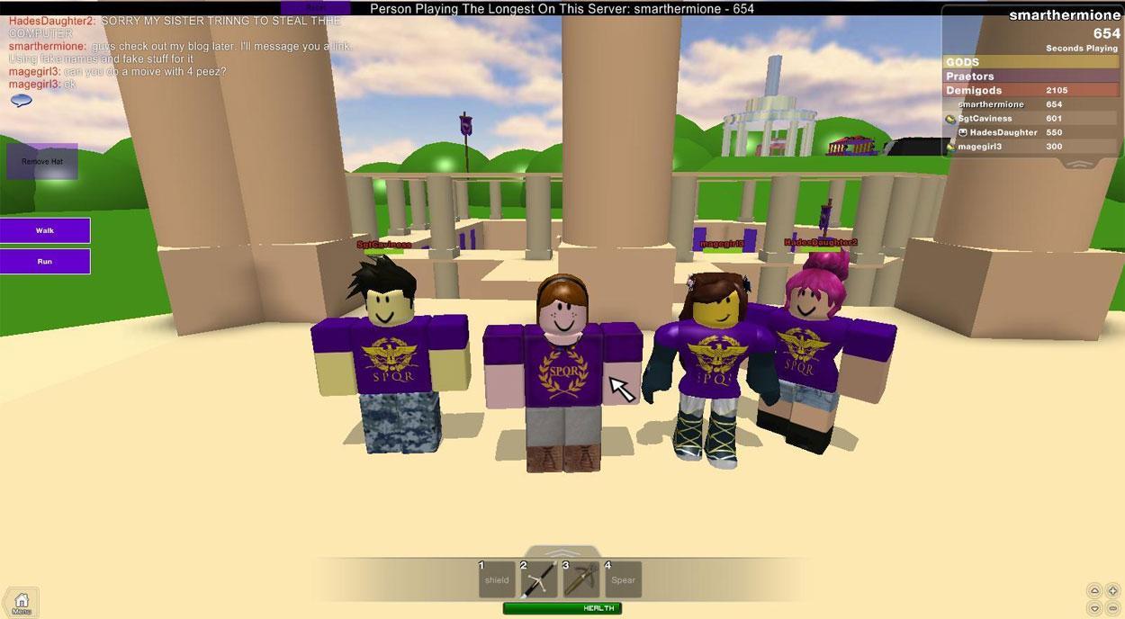 Roblox Virtual Worlds Land