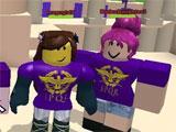 Teamwork in Roblox