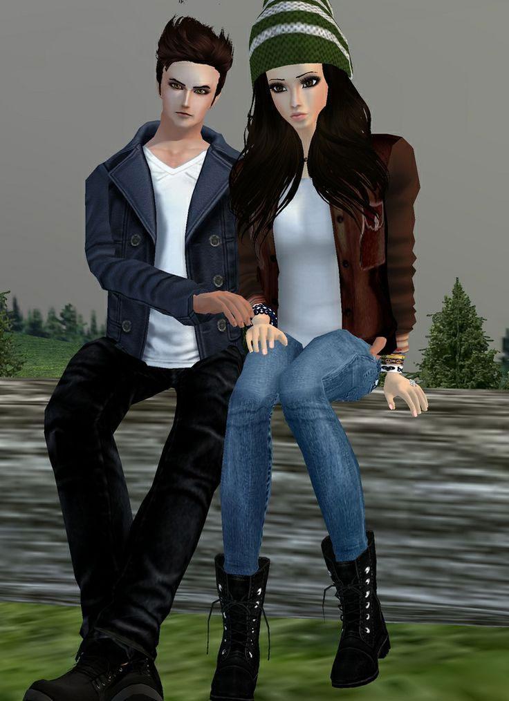 Online-Dating-Spiele wie imvu