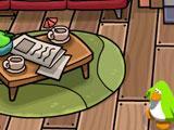Club Penguin Cafe