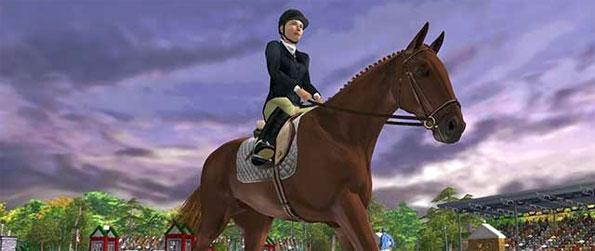 Ride: Equestrian Simulation - Choose your favorite discipline and ride beautiful horses in this amazing game from Big Fish.