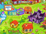 Moshi Monsters World Map