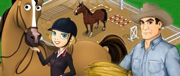 Horse World - Build & Manage Your Own Stable!