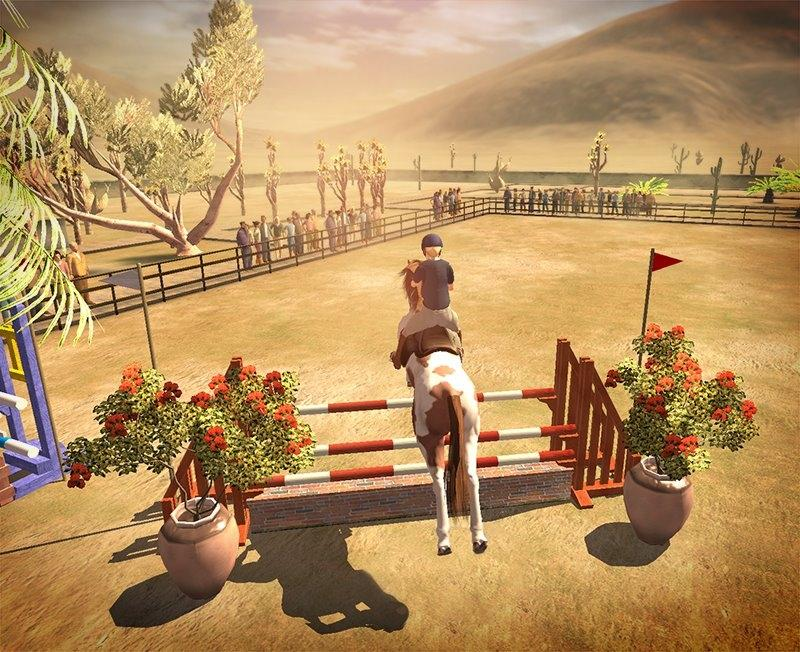 Riding Club Championships Giochi Di Mondi Virtuali
