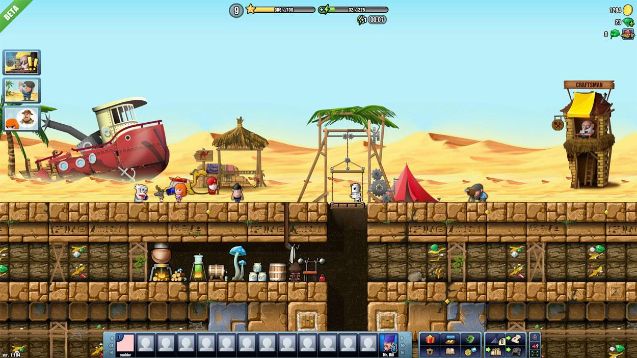 Image result for Diggy's Adventure game pic