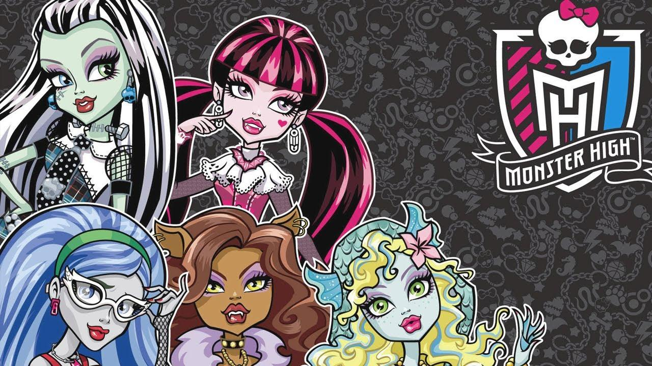 Monster high tierra de mundos virtuales for Monster high zimmerdeko