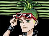 Deuce Gorgon in Monster High