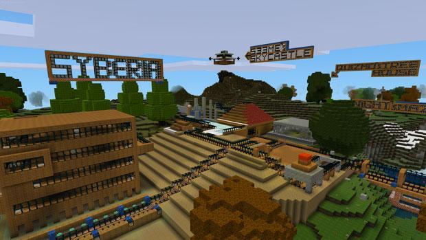 Utopia Realms Virtuell Worlds Land - Minecraft utopia spielen