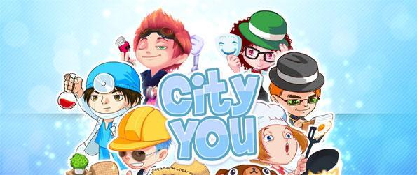 City You - Enjoy a new Facebook virtual world full of fun.