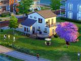 Sims 4 City