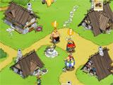 Asterix and Friends Town
