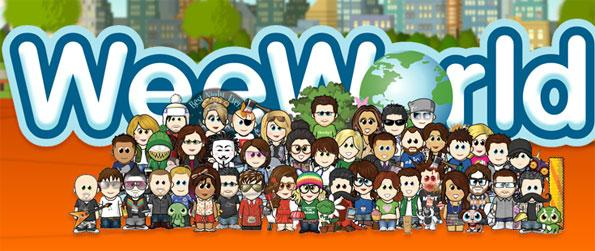Weeworld - Enter a fun world full of cartoon celebs for you to hang out with.