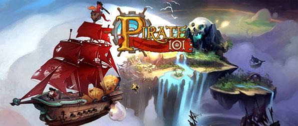 Pirate101 - Virtuális világok földje!