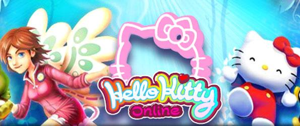Hello Kitty Online - Enjoy a fun and safe place to enjoy all things Kitty with your friends.