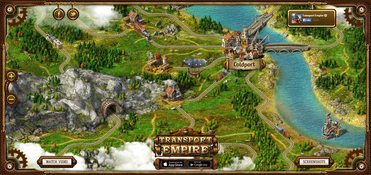 Transport empire virtual worlds land transport empire map characters gumiabroncs Gallery
