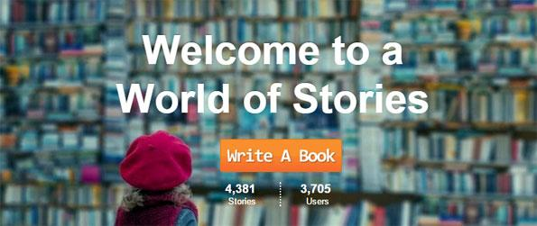 Stories City - Explore a world full of unique stories, or create your own with a brilliant shared writing place.