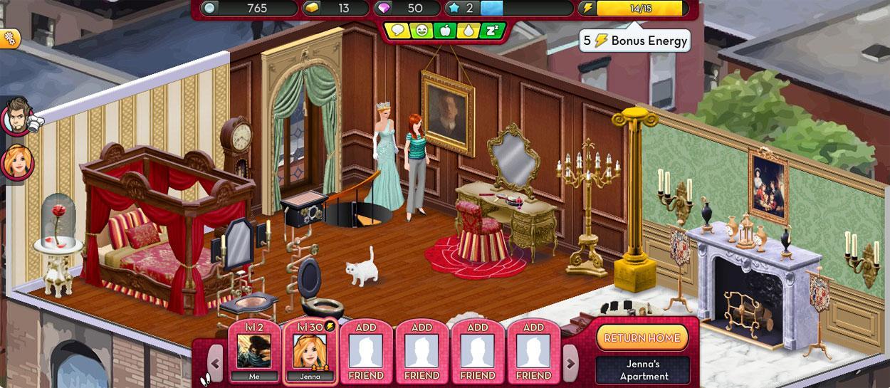 city girl game login