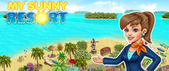 My Sunny Resort - Build your Perfect Holiday Destination and Make Money as you Create a Stunning Resort for Your Guests.