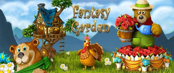 Fantasy Garden - Enjoy a brilliant farming game full of gorgeous crops and magical animals.