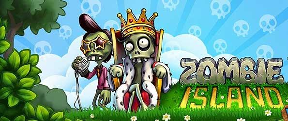 Zombie Island - Take the role of the brain-eating zombies in this amusing management game and secure progress over your own zombie-land.