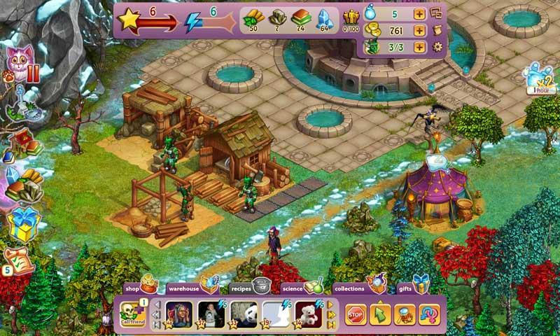 Forbidden Garden - Virtual Worlds Land!