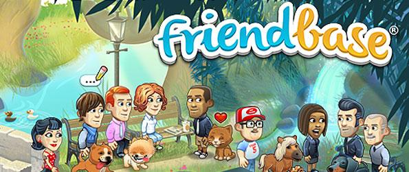 Friendbase  - Dwell into a wonderful virtual world to meet new friends and socialize with them to an extent never seen and experienced on facebook before.