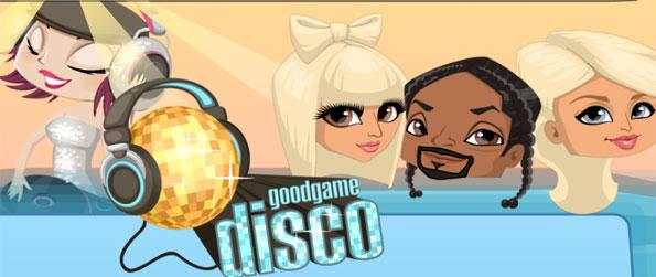Goodgame Disco - Make your own nightclub the hottest place in town in this fun simulation game.