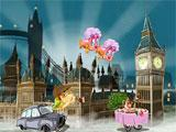London theme in Free Aqua Zoo