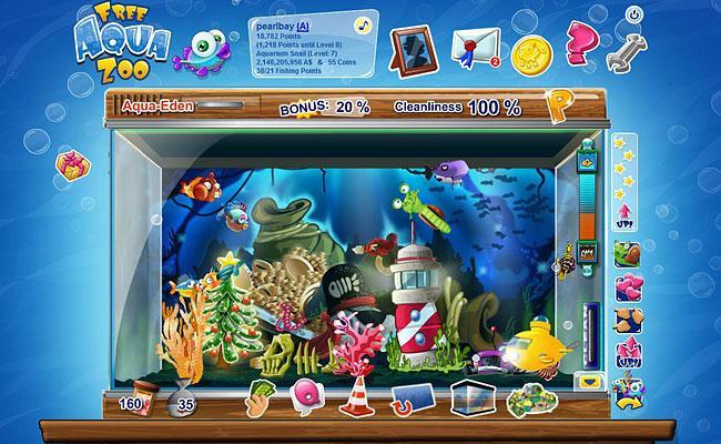 Aqua Free Zoo