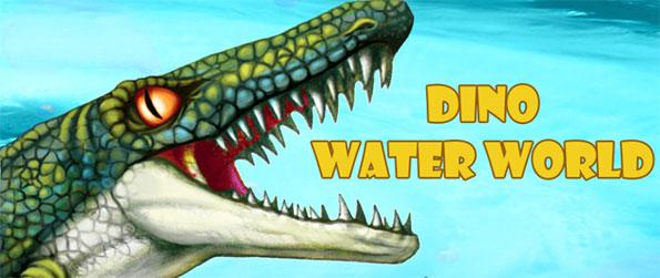 Dino Water World - Raise and breed ferocious sea dinosaurs in your very own prehistoric underwater zoo in Dino Water World