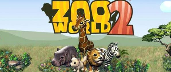 Zoo World 2 - Set up your very own world-class zoo for endangered species in Zoo World 2
