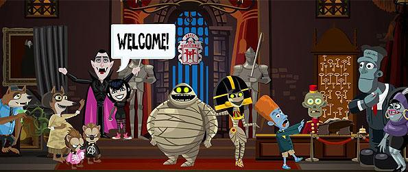 Hotel Transylvania Social Game - Create the haunted hotel of your dreams and play as the hotel manager that will build and decorate lavish hotel rooms, raise the Zombie Staff and attend to the needs of moody Monster Guests.