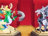 Dragon City: Dragon vs dragon