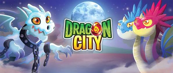Dragon City - Raise your very own dragons in this awesome simulation game that's full of fun.