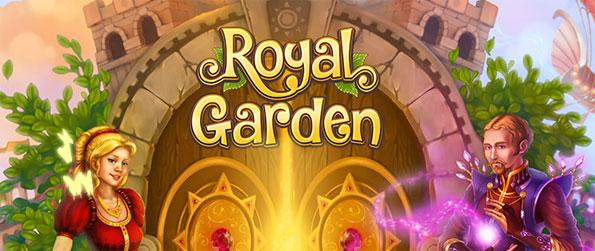 Royal Garden - Rescue the kingdom from the darkness.