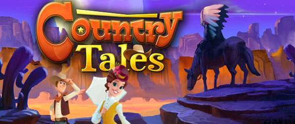 Country Tales - Manage your own city and create new buildings.