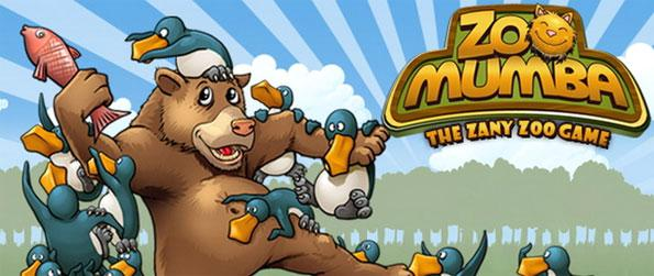 Zoo Mumba - Set up your very own virtual zoo and populate it with amazing animals in Zoo Mumba