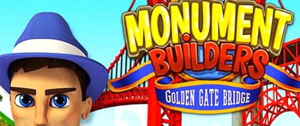 Monument Builders: Golden Gate Bridge - Learn what it takes to build a monument.