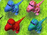 Happy Dinos fun mini-game