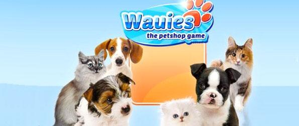 Wauies  - Turn your small petshop business into a thriving one in this fun-filled petshop simulation game, Wauies!