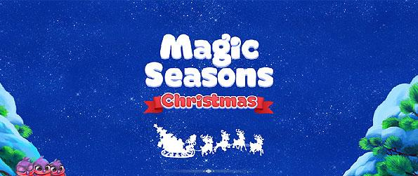 Magic Seasons 2016: Christmas - Get onto the exciting Christmas tree build and decorate it in this mini simulation game in Facebook.