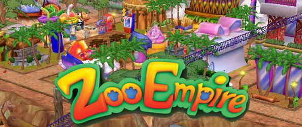 Zoo Empire - Raise and manage all kinds of animals in the zoo to create an attraction like no other in this wonderful management game.