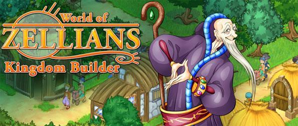 World of Zellians: Kingdom Builder - Be the Kingdom Builder that the Zellians need.