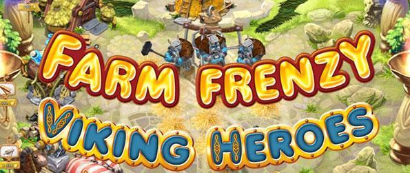 Farm Frenzy: Viking Heroes - Play this fantastic continuation of the awesome time management franchise that has captured the hearts of many.