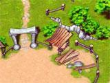 Farm Frenzy: Ancient Rome map