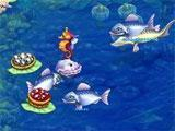 Easy level in Farm Frenzy: Gone Fishing