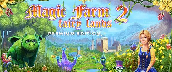 Magic Farm 2: Fairy Lands - Magic Farm 2: Fairy Lands is a farming simulation game which puts players right in the middle of the action of getting into the Florists' Tournament.