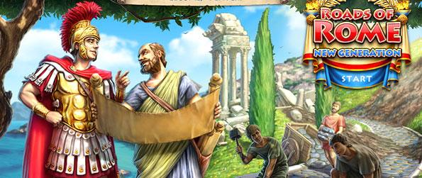 Roads of Rome: New Generation - Help the Roman Empire regain its former glory in this awesome time management game that's sure to impress.