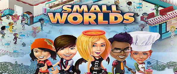 SmallWorlds - Get into a virtual game that both intuitive, and extremely sophisticated and rich in detail with SmallWorlds.